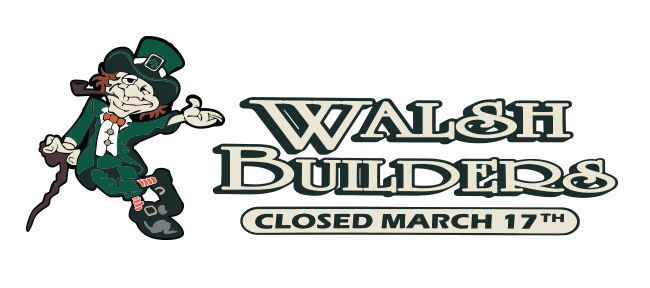 Walsh Builders - Quality Berkshire Home Construction logo